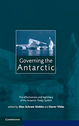 9780521572378: Governing the Antarctic: The Effectiveness and Legitimacy of the Antarctic Treaty System