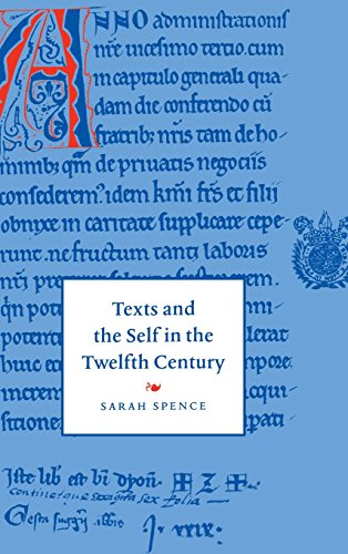 9780521572798: Texts and the Self in the Twelfth Century (Cambridge Studies in Medieval Literature)