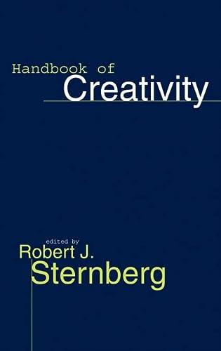 9780521572859: Handbook of Creativity Hardback