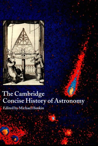 9780521572910: The Cambridge Concise History of Astronomy