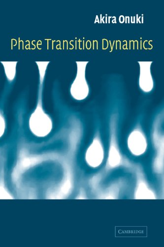 9780521572934: Phase Transition Dynamics