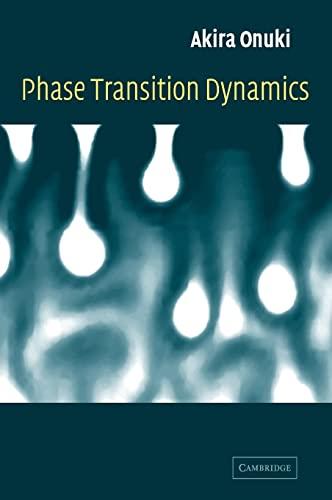 Phase Transition Dynamics: Akira Onuki