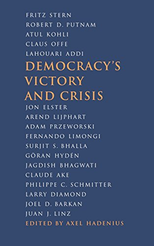 9780521573115: Democracy's Victory and Crisis