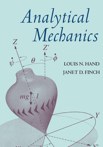 9780521573276: Analytical Mechanics