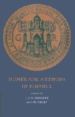 9780521573542: Numerical Methods in Finance (Publications of the Newton Institute)