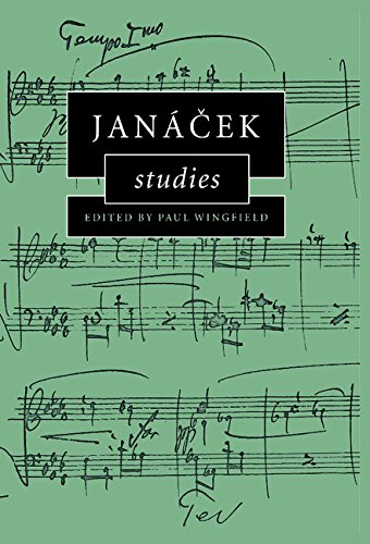 9780521573573: Janácek Studies Hardback (Cambridge Composer Studies)