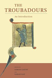 9780521573887: The Troubadours: An Introduction