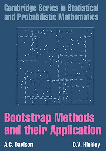 9780521573917: Bootstrap Methods and their Application (Cambridge Series in Statistical and Probabilistic Mathematics)