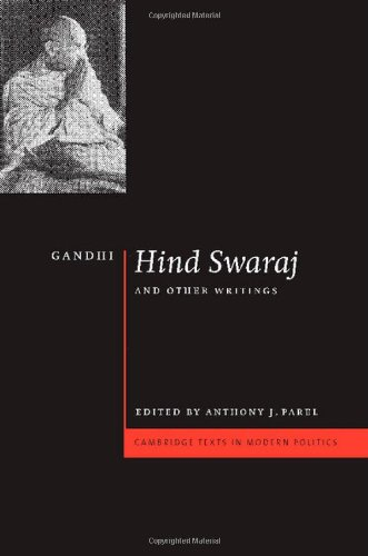 9780521574051: Gandhi: 'Hind Swaraj' and Other Writings (Cambridge Texts in Modern Politics)