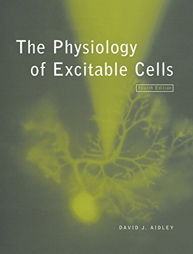The Physiology of Excitable Cells (Hardback): David J. Aidley