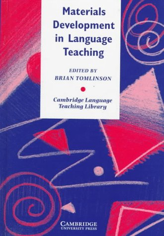 9780521574181: Materials Development in Language Teaching (Cambridge Language Teaching Library)