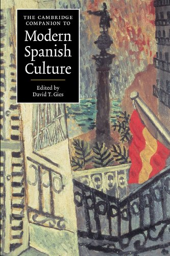9780521574297: The Cambridge Companion to Modern Spanish Culture Paperback (Cambridge Companions to Culture)