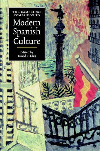 9780521574297: The Cambridge Companion to Modern Spanish Culture (Cambridge Companions to Culture)