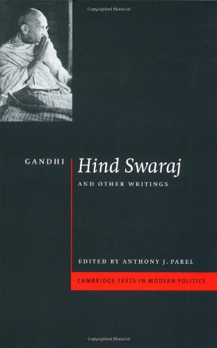 9780521574310: Gandhi: 'Hind Swaraj' and Other Writings (Cambridge Texts in Modern Politics)