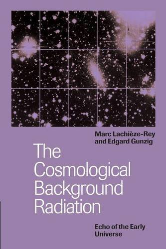 9780521574372: The Cosmological Background Radiation