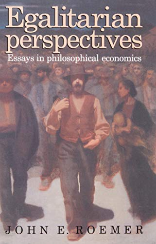 9780521574457: Egalitarian Perspectives Paperback: Essays in Philosophical Economics