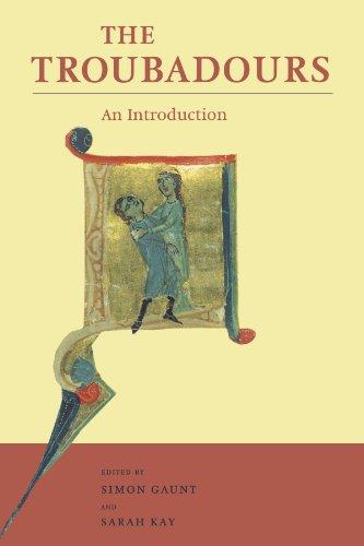 9780521574730: The Troubadours: An Introduction