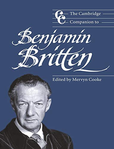 Cambridge Companion to Benjamin Britten