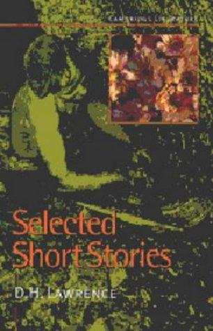 9780521575058: Selected Short Stories (Cambridge Literature)