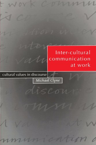 9780521575096: Inter-cultural Communication at Work: Cultural Values in Discourse