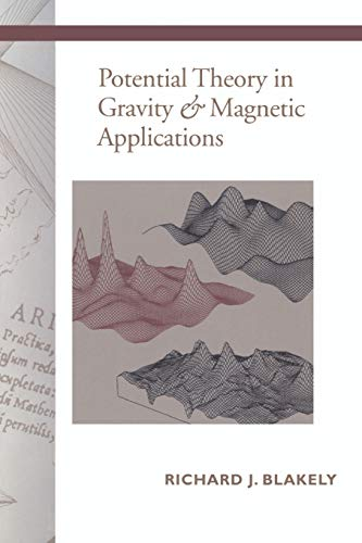 9780521575478: Potential Theory in Gravity and Magnetic Applications Paperback