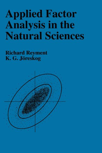 9780521575560: Applied Factor Analysis in the Natural Sciences