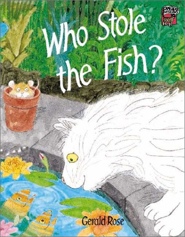 9780521575614: Who Stole the Fish? (Cambridge Reading)
