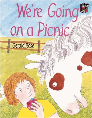 9780521575621: We're Going on a Picnic (Cambridge Reading)