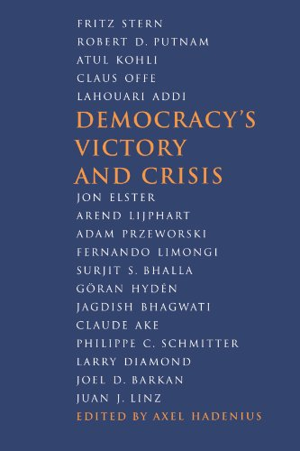 9780521575836: Democracy's Victory and Crisis