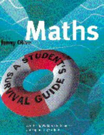 9780521575867: Maths: A Student's Survival Guide: A Self-Help Workbook for Science and Engineering Students