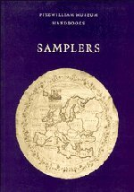 9780521575928: Samplers (Fitzwilliam Museum Handbooks)