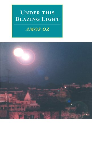 9780521576222: Under this Blazing Light (Canto original series)