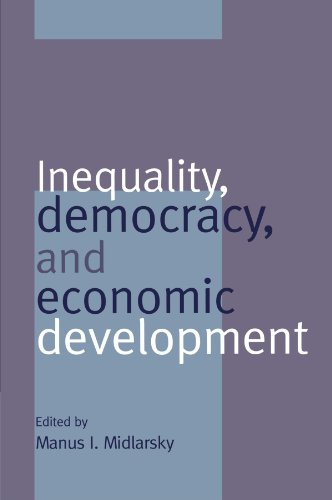 9780521576758: Inequality, Democracy, and Economic Development
