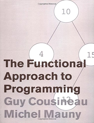 9780521576819: The Functional Approach to Programming