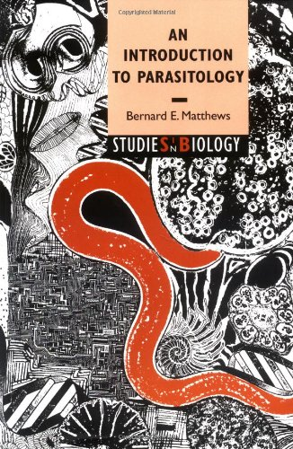 9780521576918: An Introduction to Parasitology Paperback (Studies in Biology)