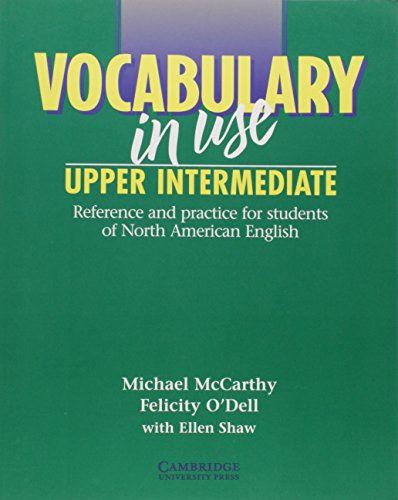 9780521577007: Vocabulary in Use Upper Intermediate Without answers (English as a Second Language)