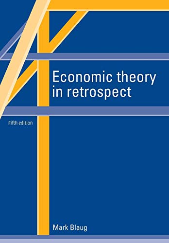 9780521577014: Economic Theory in Retrospect 5th Edition Paperback