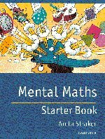 9780521577656: Mental Maths Starter book
