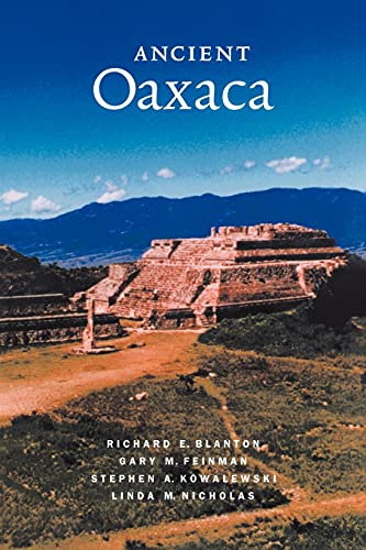 9780521577878: Ancient Oaxaca (Case Studies in Early Societies)