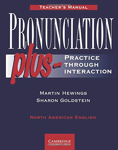 9780521577960: Pronunciation Plus Teacher's manual: Practice through Interaction