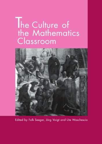 9780521577984: The Culture of the Mathematics Classroom