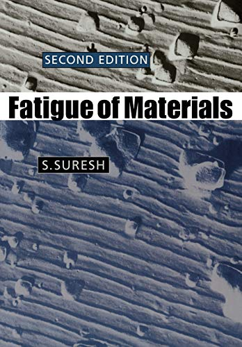 9780521578479: Fatigue of Materials (Cambridge Solid State Science Series) Second Edition