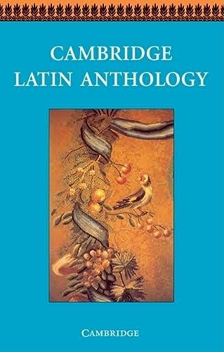 9780521578776: Cambridge Latin Anthology (Cambridge Latin Course)
