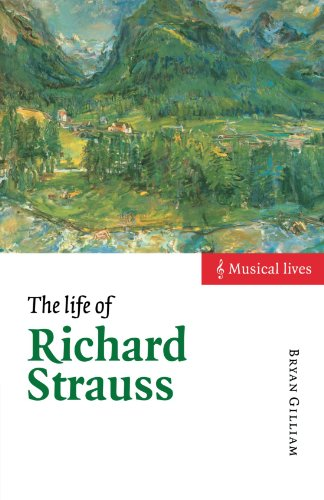9780521578950: The Life of Richard Strauss (Musical Lives)