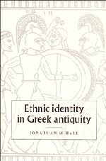 9780521580175: Ethnic Identity in Greek Antiquity