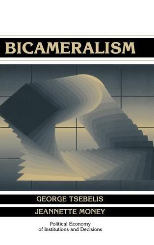 9780521580373: Bicameralism (Political Economy of Institutions and Decisions)