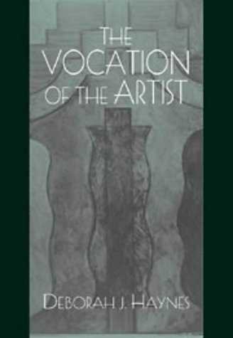 9780521580403: The Vocation of the Artist
