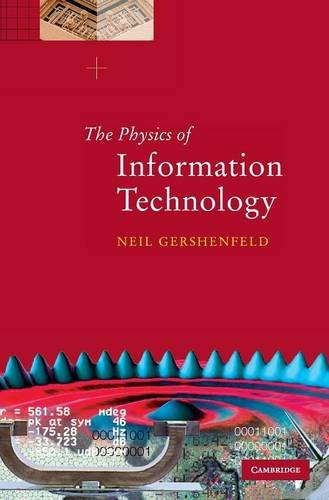 9780521580441: The Physics of Information Technology Hardback (Cambridge Series on Information and the Natural Sciences)
