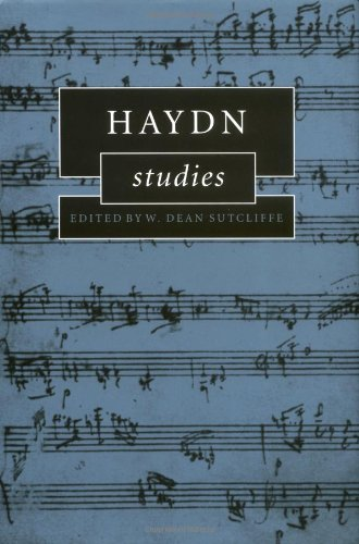 9780521580526: Haydn Studies (Cambridge Composer Studies)