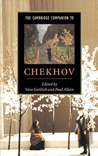 9780521581172: The Cambridge Companion to Chekhov (Cambridge Companions to Literature)